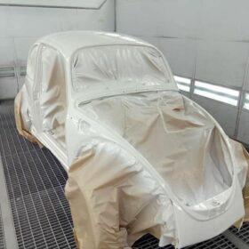 restauro auto epoca Castiglione delle Stiviere - Mantova